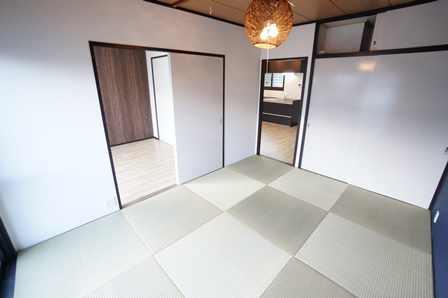 成田市三里塚のリフォーム