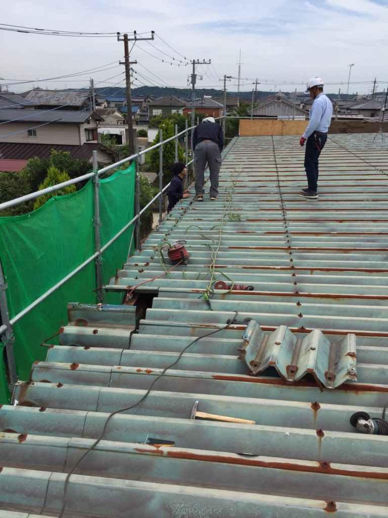 折半屋根小見川 アパート_170628_0017