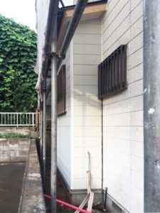 外壁拡張_山武市埴谷 外壁 ユニットバス拡張_171005_0002a